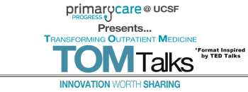 San Francisco Medical Society Blog | Local Event: TOM Talks